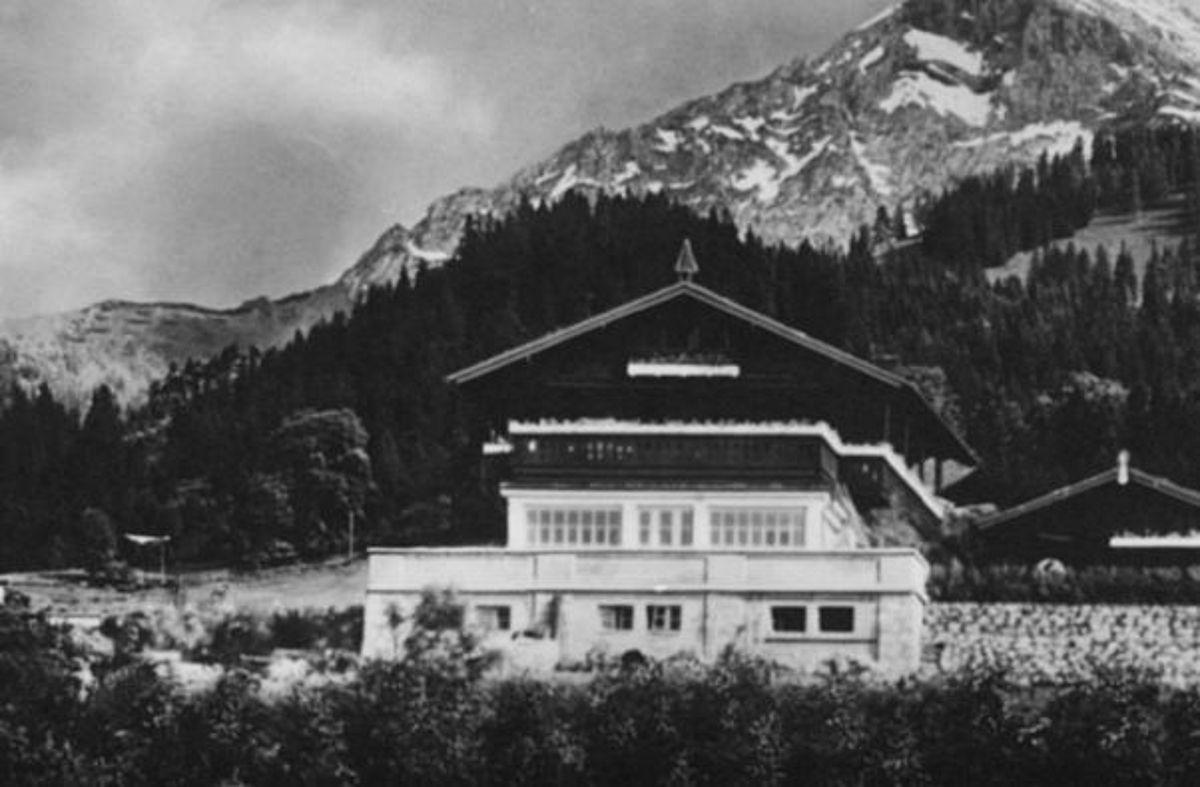 Wolfsschanze Karte.Dokumentation Obersalzberg Obersalzberg 1933 1945